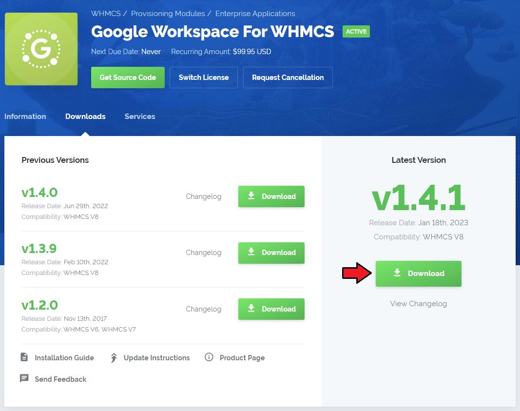 G Suite For WHMCS - ModulesGarden Wiki
