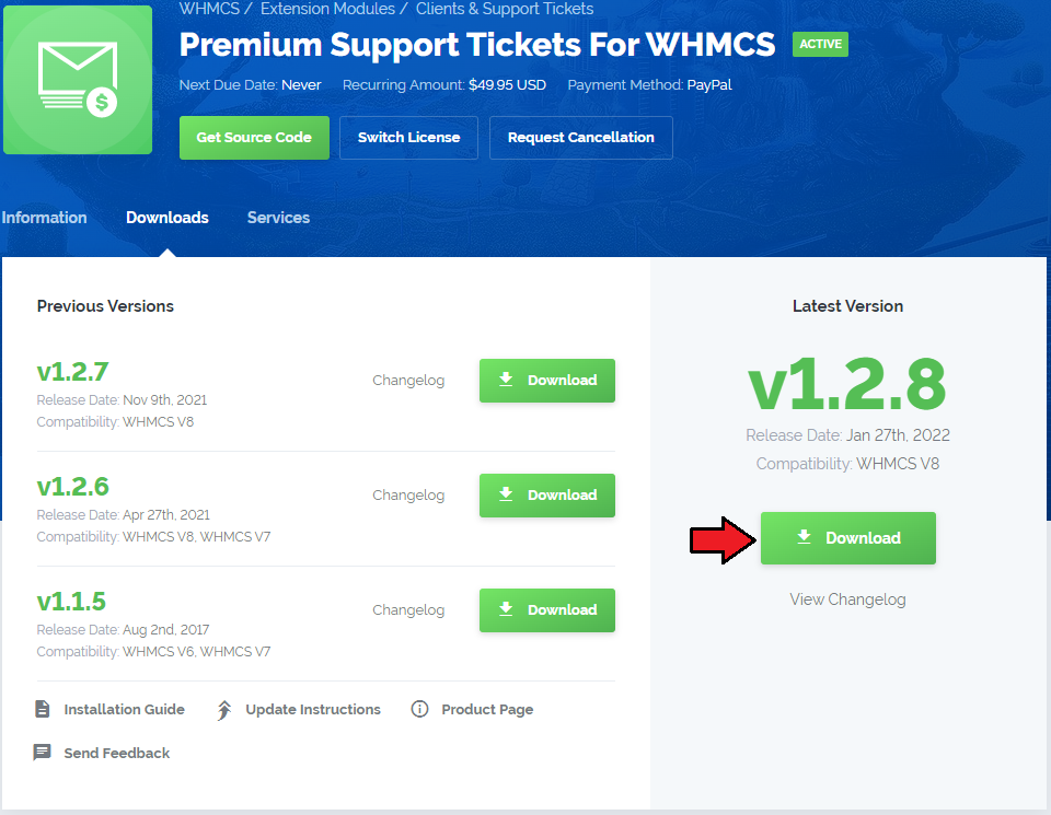 Premium Support Tickets For WHMCS - ModulesGarden Wiki