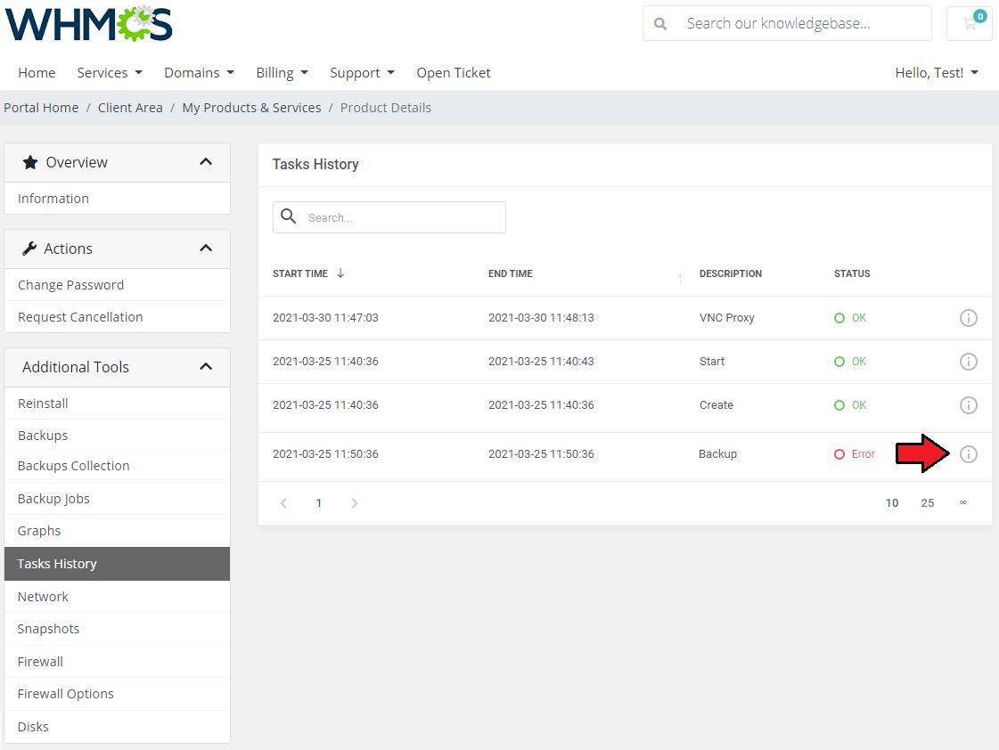 Proxmox VPS For WHMCS - ModulesGarden Wiki