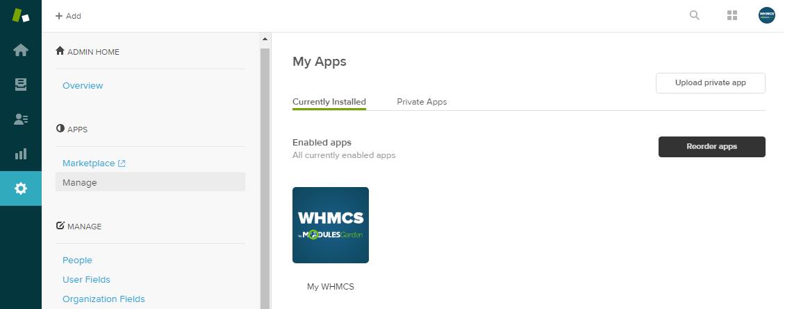 WHMCS Widget For Zendesk - ModulesGarden Wiki
