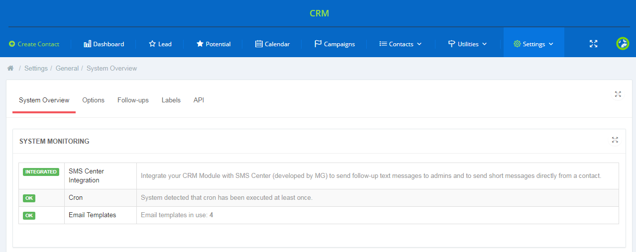 CRM For WHMCS - ModulesGarden Wiki