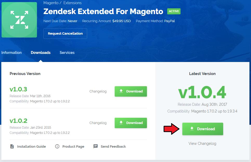 Zendesk Extended For Magento - ModulesGarden Wiki