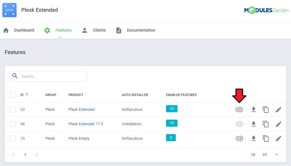 Plesk Extended For WHMCS - ModulesGarden Wiki